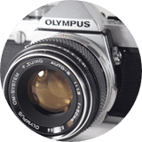 旧式カメラ